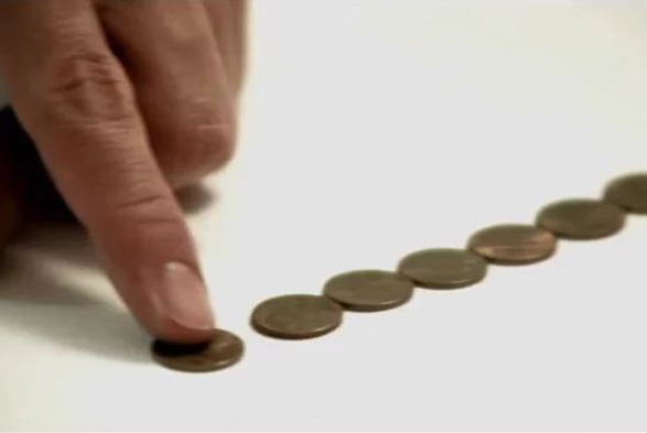 Million Penny Project / Make Chage