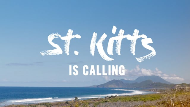 British Airways / St Kitts